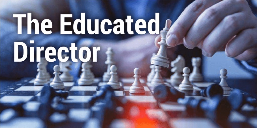 The Educated Director